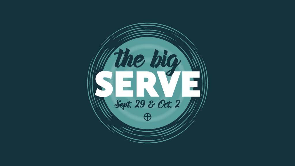 The Big Serve