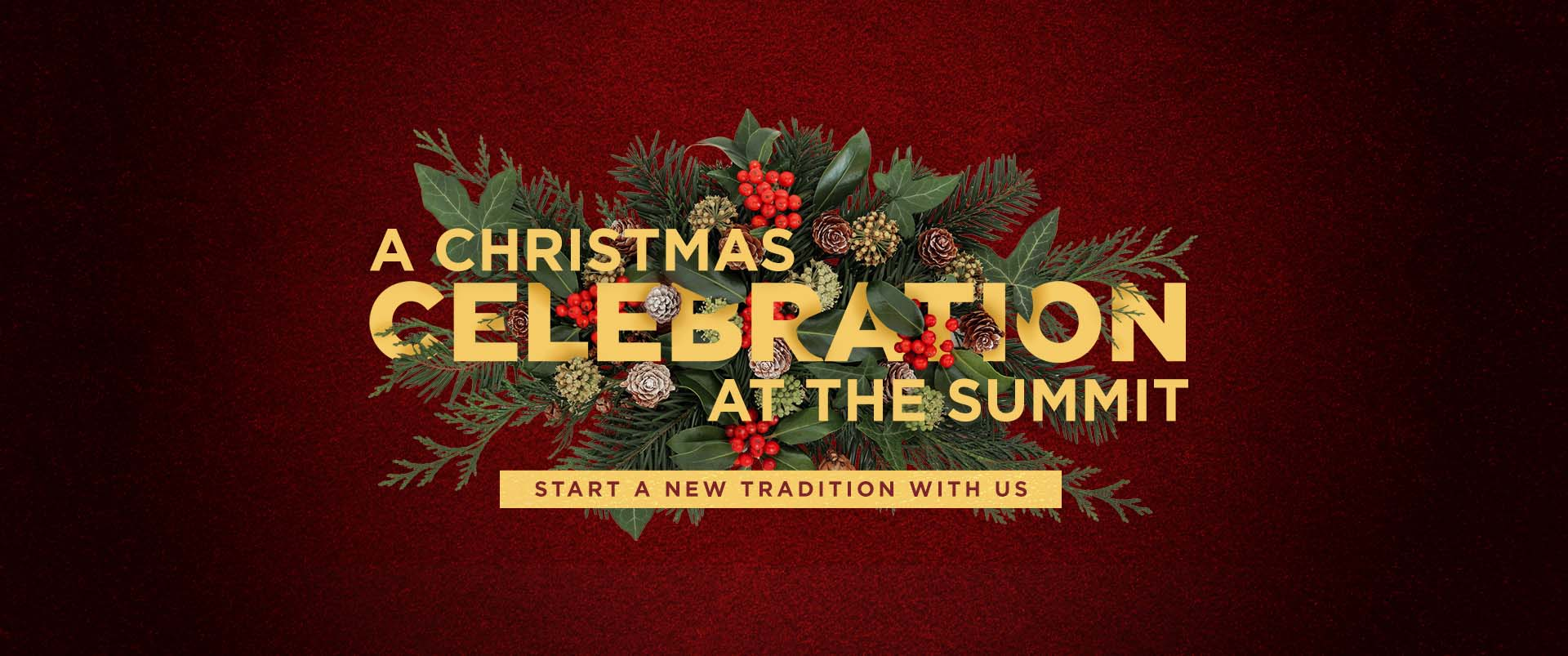 A Christmas Celebration at the Summit