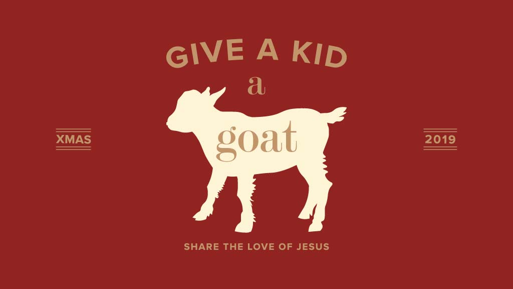 Give a Kid a Goat