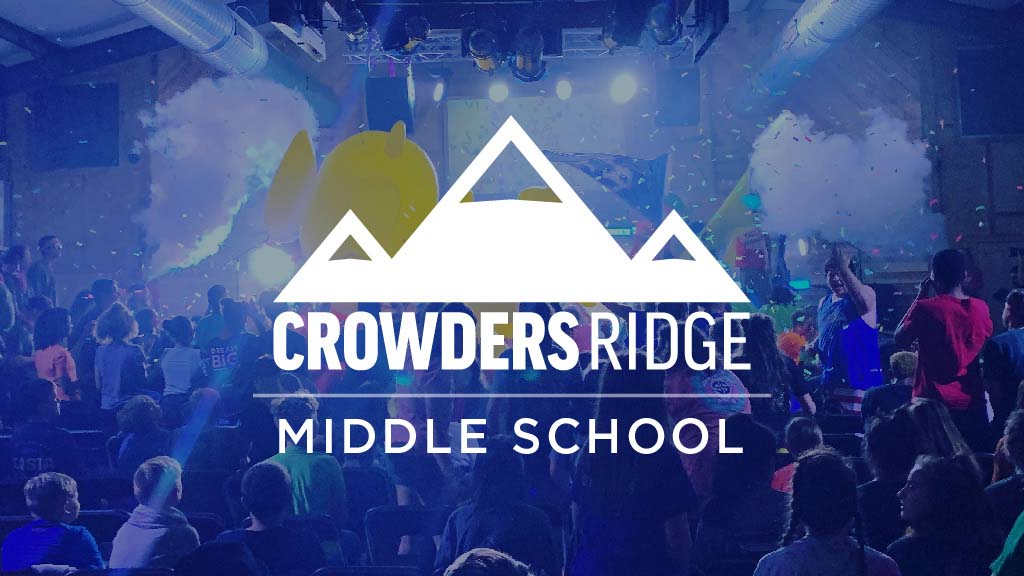 Middle School Camp at Crowder's Ridge