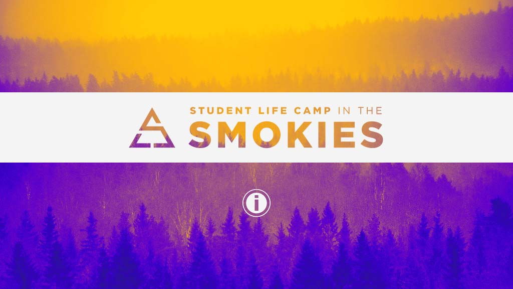 Student Life Camp in The Smokies