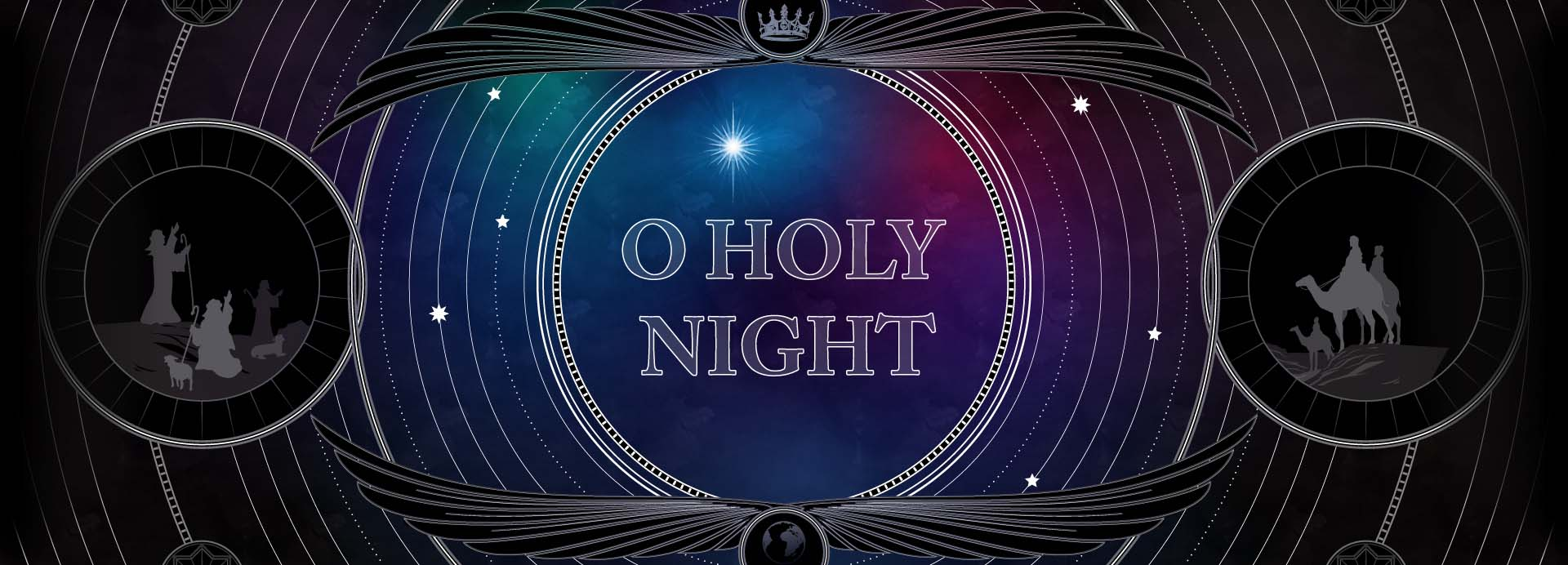 O Holy Night – Week 3 – And In His Name