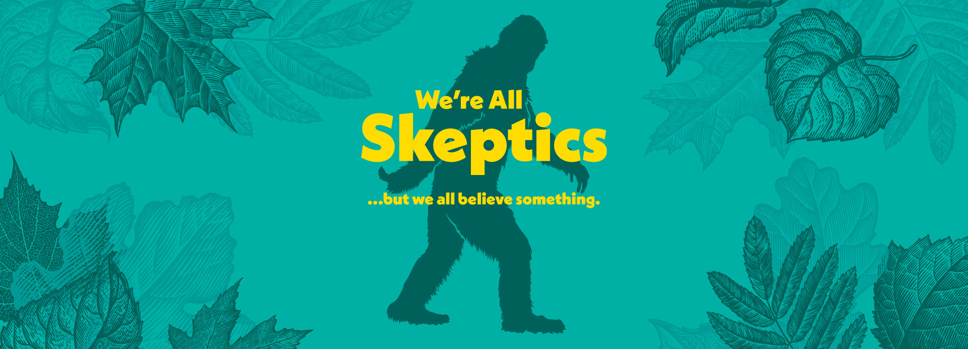 We're All Skeptics