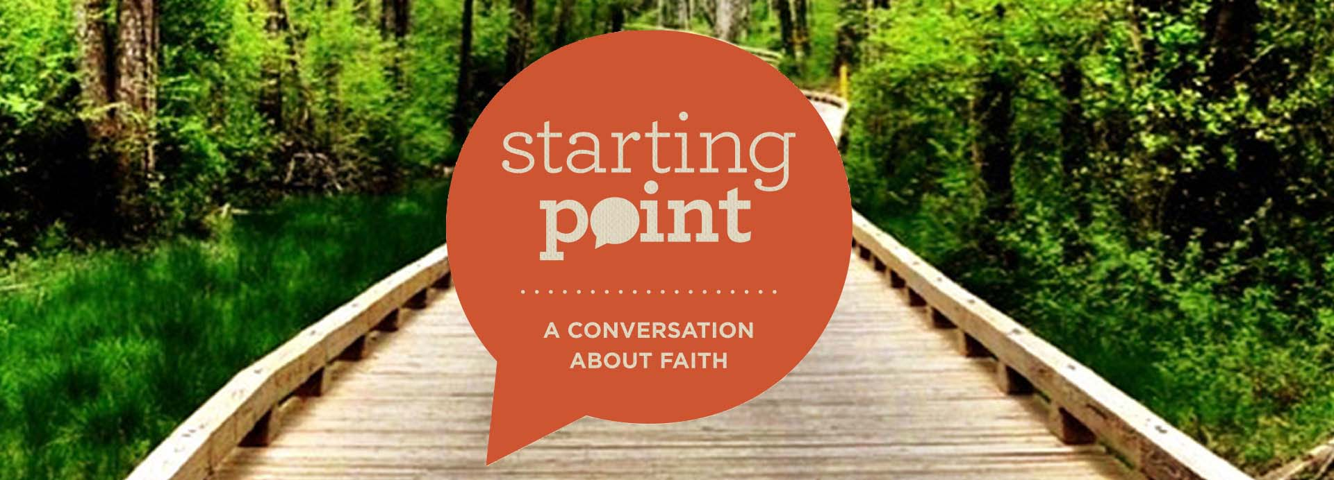Starting Point - A conversation about faith