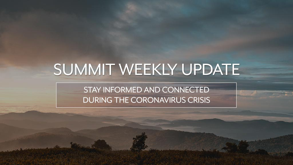 Summit Weekly Update – September 1, 2020