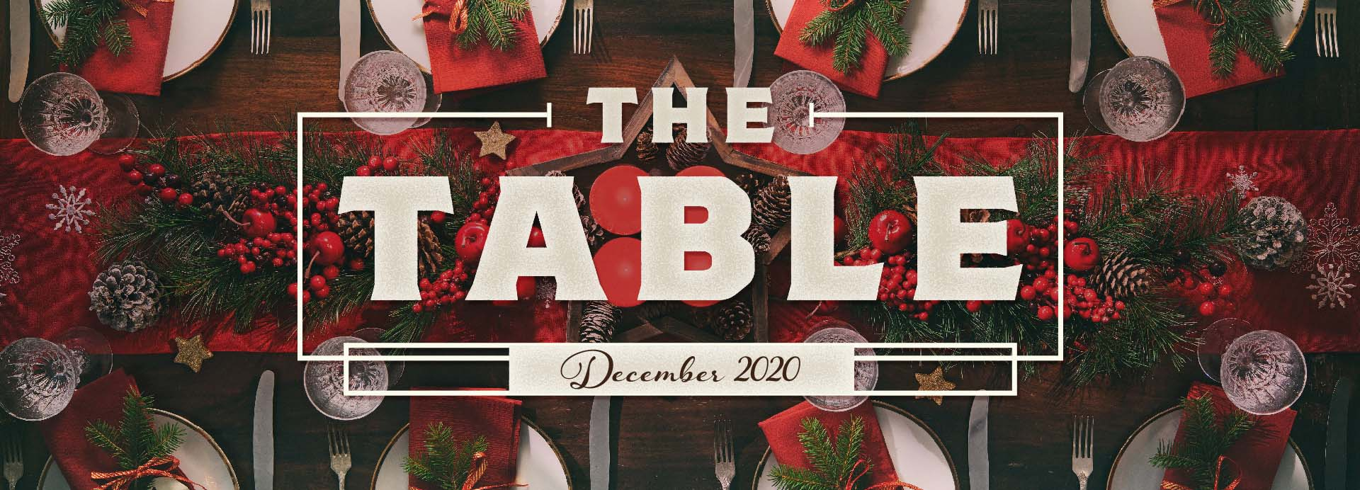 The Table – Week 3 – The Rule at the Table