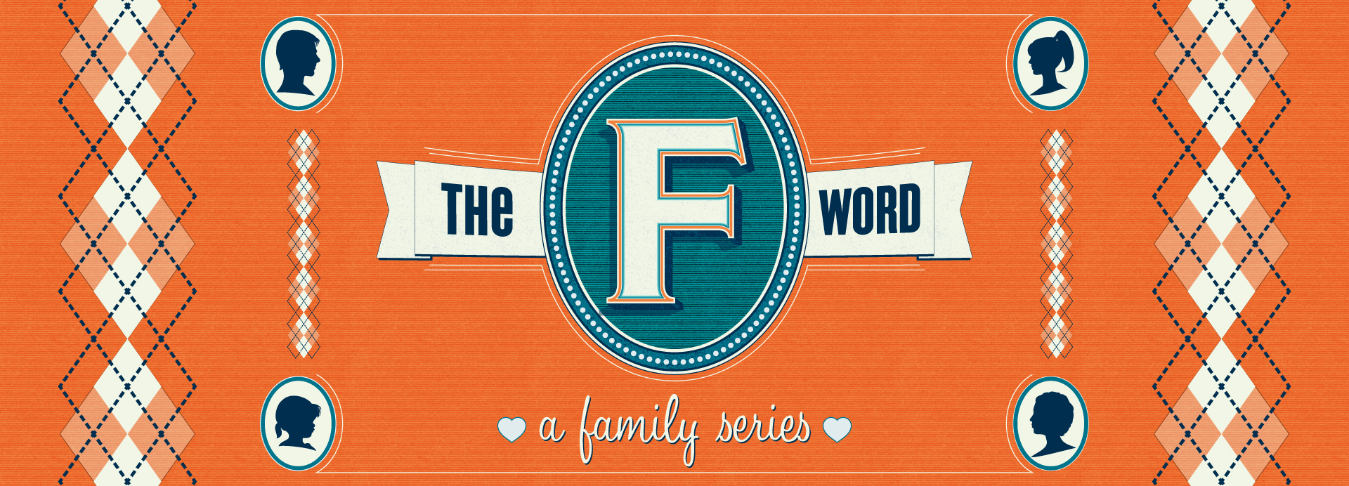 The F Word – A Family Series – Week 4 – Jamestown – Brothers and Sisters