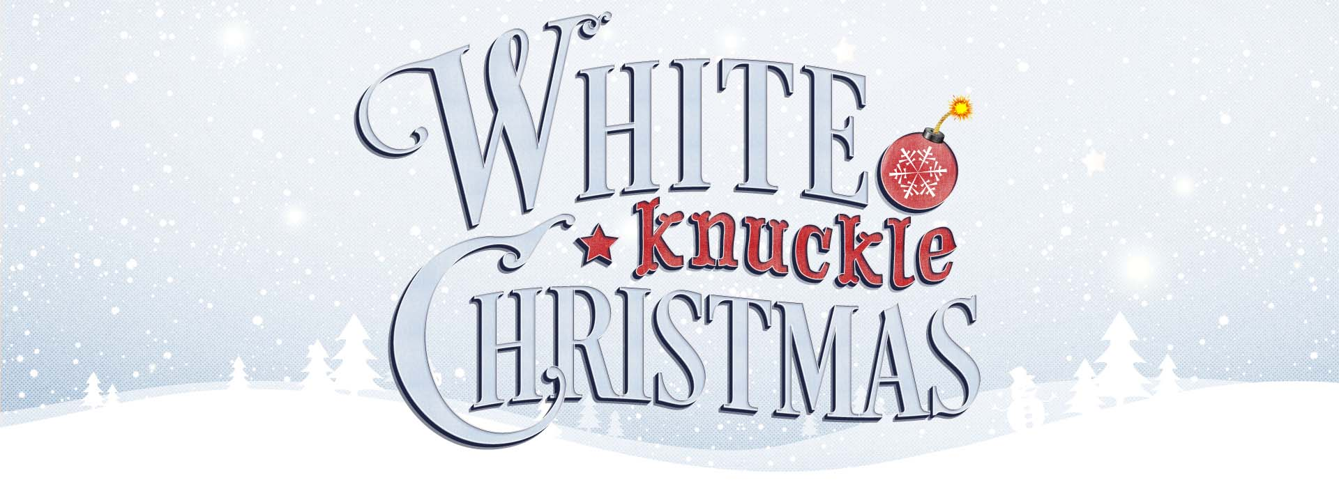 White Knuckle Christmas – Week 1 – Lean In